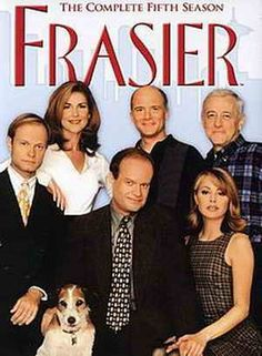 Frasier (1997) Temp.5 (Serie de TV) Español