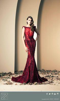 Ziad Nakad Haute Couture Fall/Winter 2013-2014