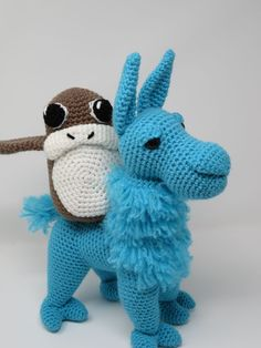 Crochet Amigurumi patterns, free patterns, llama, porg, Hooked By Kati Crochet Patterns Amigurumi, Crochet Toys, Yarn Projects, Craft Business, Baby Gifts, Free Pattern, Dinosaur Stuffed Animal, Crafty, Sewing