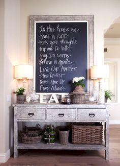 Awesome 75 Farmhouse Dining Room Decor Ideas https://crowdecor.com/75-farmhouse-dining-room-decor-ideas/