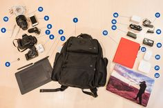 """Great """"What's In My Bag?"""" list from Terry White!"""