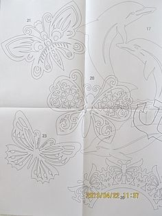 Paper Cutting, Paper Flowers, Embroidery, Beads, How To Make, Handmade, Color, Image, Window
