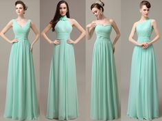 Mint bridesmaid dresses, cheap bridesmaid dresses, chiffon bridesmaid dresses, long bridesmaid dress, Custom bridesmaid dresses, 16322 sold by OkBridal. Shop more products from OkBridal on Storenvy, the home of independent small businesses all over the world.