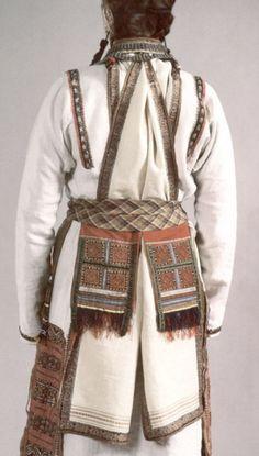 Чувашский костюм | Chuvash clothes