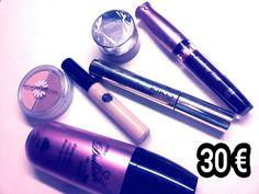 TAG ♥ Kit de maquillaje de 30€ ¡Todo un reto!