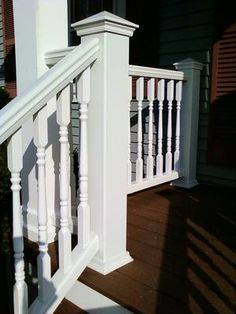 Best Trex Railings And Balusters Colonial Baluster Composite 400 x 300