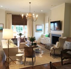 Parish – a (ridiculously fabulous) before and after. Parish – a (ridiculously fabulous) before and after. Living Room Plan, Living Room White, Formal Living Rooms, Home And Living, Living Room Designs, Living Room Decor, Living Spaces, Furniture Stores Nyc, Home Comforts