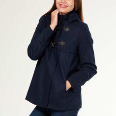 Duffle coat à capuche Femme - Kiabi - 30,00€
