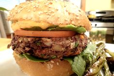 How to Make the Perfect Veggie Burger Patty