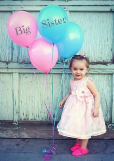 God blessed us!! Drewsey is going to be a big sister pregnancy announcement pink or blue boy or girl adorable blessed and excited!! It was such a perfect day taking photos of my sweet daughter!!!