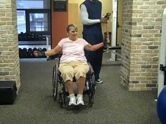 Raven Chavez Standing In An Easystand Evolv She Sustained