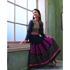 Online Shopping for Gauhar khan Anarkali suit | Salwar Suit | Unique Indian Products by lycheefashions - MLYCH75664485900