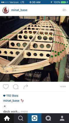 More Instagram #woodenboatbuilding
