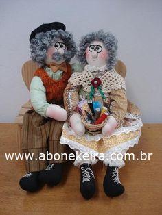 Casal Nonos de ../ A Bonekeira \..