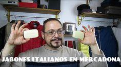 JABONES ITALIANOS DE MERCADONA REVIEW EN ESPAÑOL