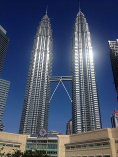 Twin Towers Kuala Lumpa