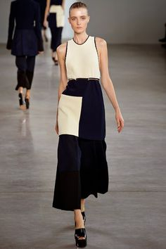 #Collection #printemps-#été 2015 #CALVIN #KLEIN NYFW http://fashionblogofmedoki.blogspot.be/