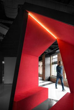 The Most Beautiful Tech Office Of The Year   Co.Design   business + design