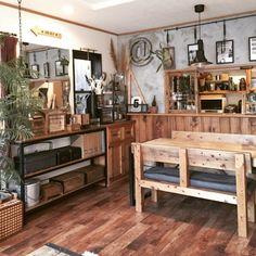 ranranさんの、Overview,IKEA,雑貨,DIY,ディスプレイ,クッションフロア,見せる収納,建て売り,セルフリノベーション,男前インテリア,インスタ→TOMOOO.25についての部屋写真