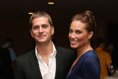 Rob Thomas Marisol Thomas Inside the 'TrevorLIVE NY' in NYC