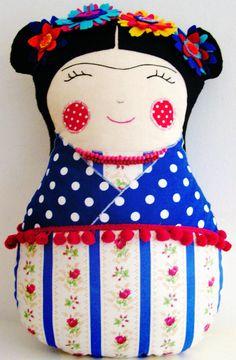 Boneca BYXU Frida, byxublog.wordpress.com