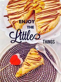 Banoffee juustokakku on herkullinen jälkiruoka, joka valmistuu vaivattomasti. Banoffee Cheesecake, Delicious Desserts, Dessert Recipes, Joko, Little Things, Sweet Recipes, Oven, Baking, Breakfast