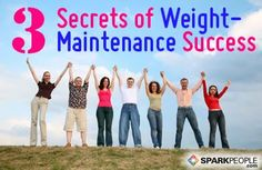 Maintaining a Healthy Weight - Part 3 | SparkPeople