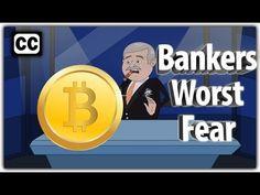 Why do Banks Fear Bitcoin? (Bitcoin Documentary) - [BankersWorstFear.com...