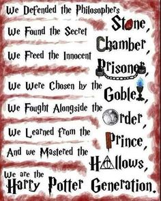 All books of Harry Potter