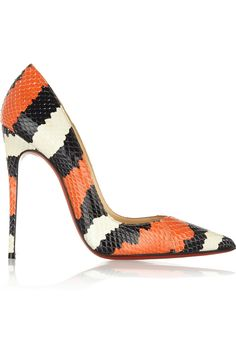 CHRISTIAN LOUBOUTIN So Kate 120 ayers pumps £745 as seen on Cheryl Cole
