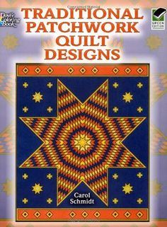Traditional Patchwork Quilt Designs (Dover Design Coloring Books) by Carol Schmidt,http://www.amazon.com/dp/0486462315/ref=cm_sw_r_pi_dp_jLLIsb0R7P4ERPD0