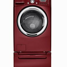 The LG Tromm washing machine has two filters that periodically need cleaning.  Good to know!