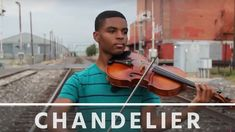 Sia | Chandelier | Jeremy Green | Viola Cover