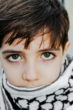 Child of Palestine.