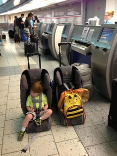 Best FAA-Approved Car Seats for flying with babies, toddlers and ...