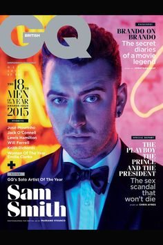 Revealed: the GQ Men Of The Year 2015 magazine cover - GQ.co.uk