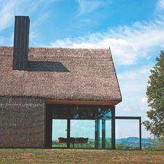 Cottage in Kroatien / Im Strohkleid - Architektur und Architekten - News / Meldungen / Nachrichten - BauNetz.de