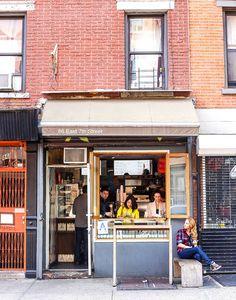 Abraco Espresso, NYC - hitting this on the next NYC trip!