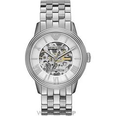 Men's Emporio Armani Meccanico Automatic Watch