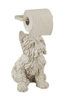 Frog Bathroom Toilet Paper Holder Red Bow EST http://www.amazon ...