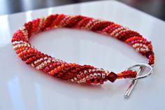 Twisted Herringbone Bracelet (4 colors)