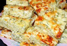 ачма с сыром и зеленью