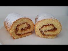 Ak máte čas, vyskúšajte tento veľmi ľahký a chutný recept na jablkový koláčik! # 319 - YouTube Pie Co, Biscuits, Apple Pie, Food Cakes, Tiramisu, Cake Recipes, French Toast, Muffins, Sweet Treats