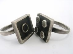 lego interlocking block rings?  OMG.  if a man bought these for me, i'd marry him. $125