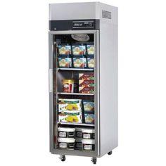 Turbo Air KF25-1G Top Mount Glass Door Freezer #TurboAir #Refrigeration