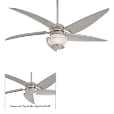 "Minka Aire 60"" Magellan 5 Blade Ceiling Fan"