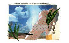 s e a / sarah adelman / me / collage