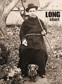 The Long and Short of it All: A Dachshund Dog News Magazine: Vintage Dachshund Fun