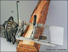 Miniscieries portatives Granberg - Travail du bois