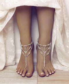 Mona Barefoot Sandals